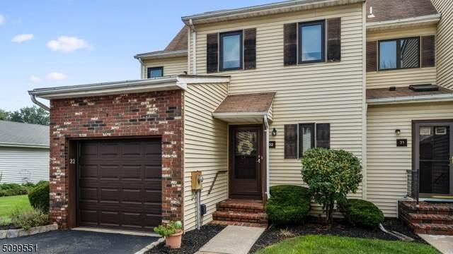32 Coppermine Vlg, Flemington Boro, NJ 08822 (MLS #3742557) :: Stonybrook Realty