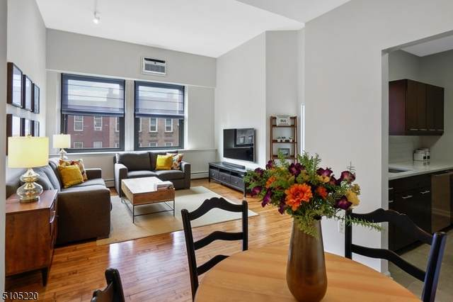 501 Adams St 4G, Hoboken City, NJ 07030 (#3742574) :: Jason Freeby Group at Keller Williams Real Estate