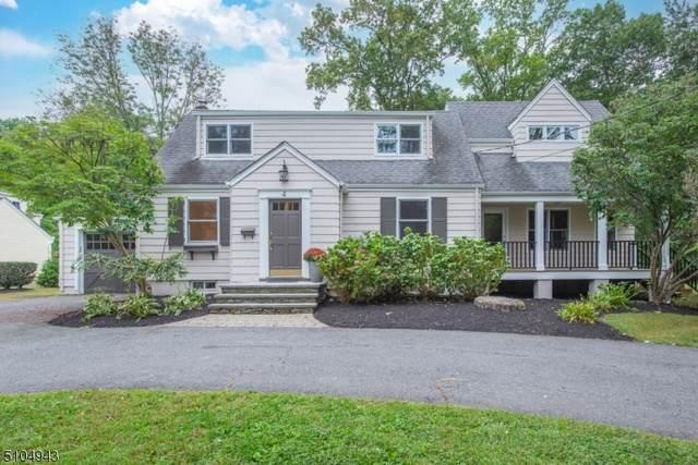 4 Center Dr, Mountain Lakes Boro, NJ 07046 (MLS #3742584) :: SR Real Estate Group