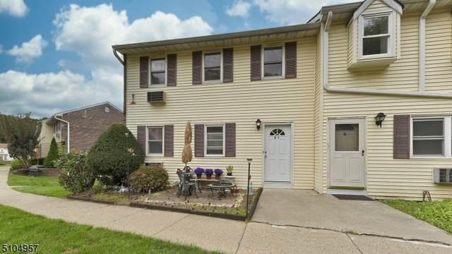 322 Richard Mine Rd, Rockaway Twp., NJ 07885 (MLS #3742593) :: Stonybrook Realty