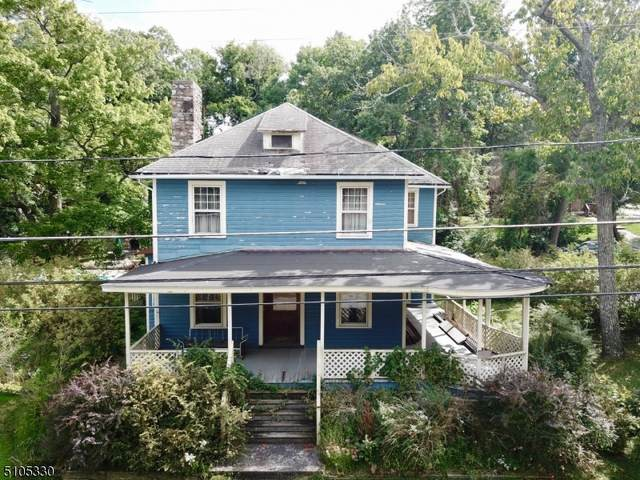 75 E Shore Culver Rd, Frankford Twp., NJ 07826 (#3742628) :: Rowack Real Estate Team