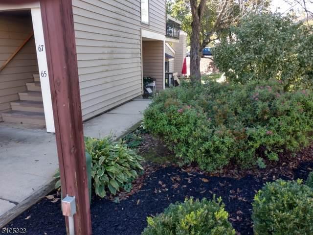65 N Slope #65, Union Twp., NJ 08809 (MLS #3742645) :: Stonybrook Realty