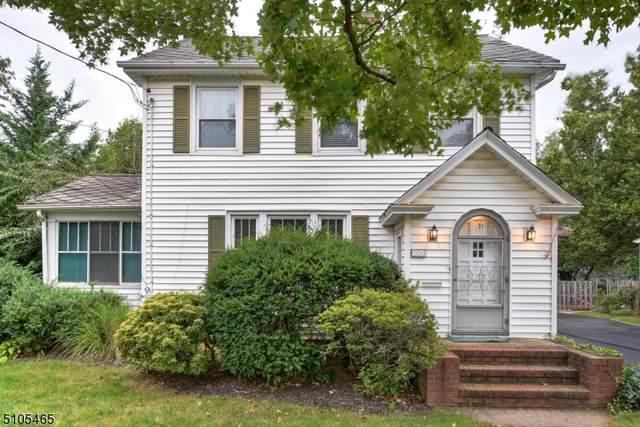 31 Vanderveer Ave, Somerville Boro, NJ 08876 (MLS #3742689) :: The Sue Adler Team