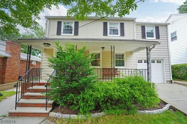 7 Speer Pl, Nutley Twp., NJ 07110 (#3742720) :: Jason Freeby Group at Keller Williams Real Estate