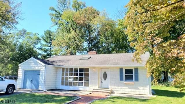 684 Parsippany Blvd, Parsippany-Troy Hills Twp., NJ 07005 (#3742740) :: Jason Freeby Group at Keller Williams Real Estate