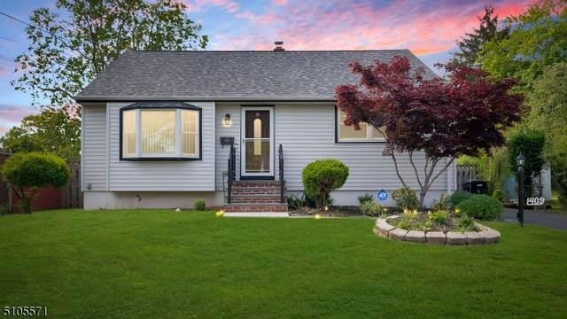 1409 Linbarger Ave, Plainfield City, NJ 07062 (MLS #3742802) :: The Dekanski Home Selling Team