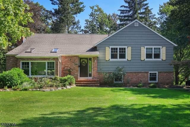 1563 Grouse Ln, Mountainside Boro, NJ 07092 (MLS #3742906) :: The Dekanski Home Selling Team