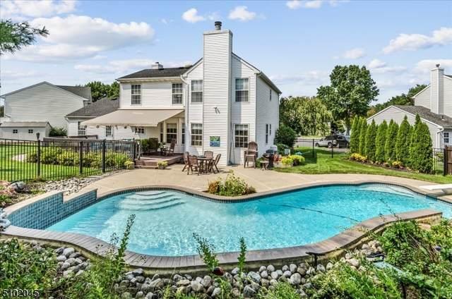 7 Pueblo Trl, Branchburg Twp., NJ 08876 (MLS #3742929) :: Stonybrook Realty
