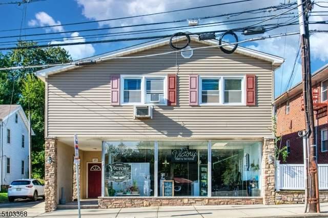 19 E Main St, Little Falls Twp., NJ 07424 (MLS #3742970) :: The Sue Adler Team