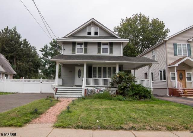 668 Central Ave, Rahway City, NJ 07065 (MLS #3742980) :: The Sue Adler Team