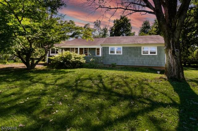 492 Amwell Rd, Hillsborough Twp., NJ 08844 (MLS #3743050) :: Stonybrook Realty