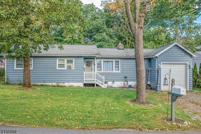 21 Mondamin Rd, Vernon Twp., NJ 07422 (MLS #3743134) :: Team Braconi | Christie's International Real Estate | Northern New Jersey