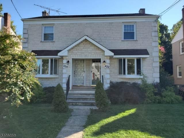 422 Bartine St, Somerville Boro, NJ 08876 (MLS #3743157) :: Gold Standard Realty