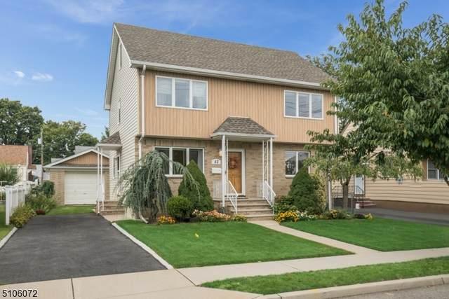 42 Runyon Rd, Clifton City, NJ 07013 (MLS #3743199) :: Team Braconi   Christie's International Real Estate   Northern New Jersey