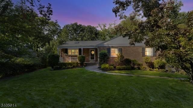 534 Fairmount Ave, Chatham Twp., NJ 07928 (MLS #3743216) :: SR Real Estate Group