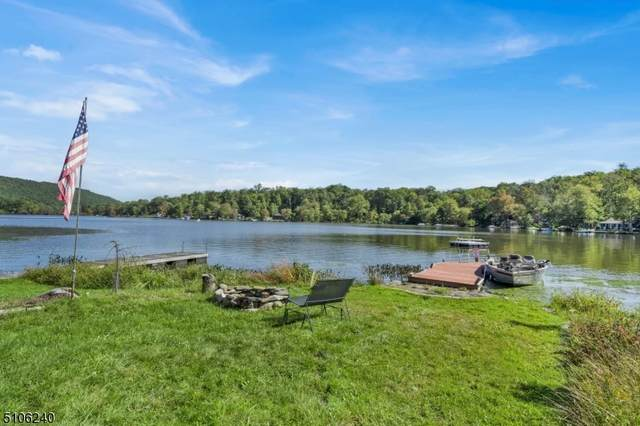 135 East Shore Lk Owassa Rd, Frankford Twp., NJ 07860 (MLS #3743319) :: The Karen W. Peters Group at Coldwell Banker Realty