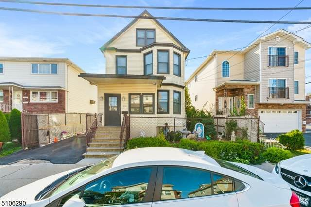 210 Spencer St, Elizabeth City, NJ 07202 (MLS #3743351) :: Corcoran Baer & McIntosh