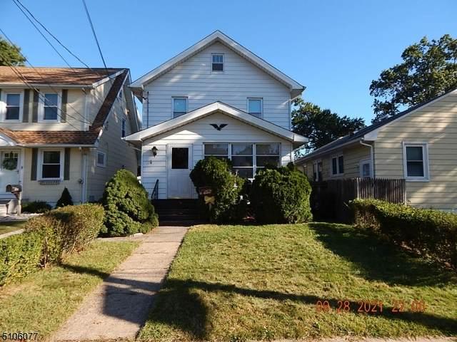 731 Nicholas Pl, Rahway City, NJ 07065 (MLS #3743381) :: The Dekanski Home Selling Team
