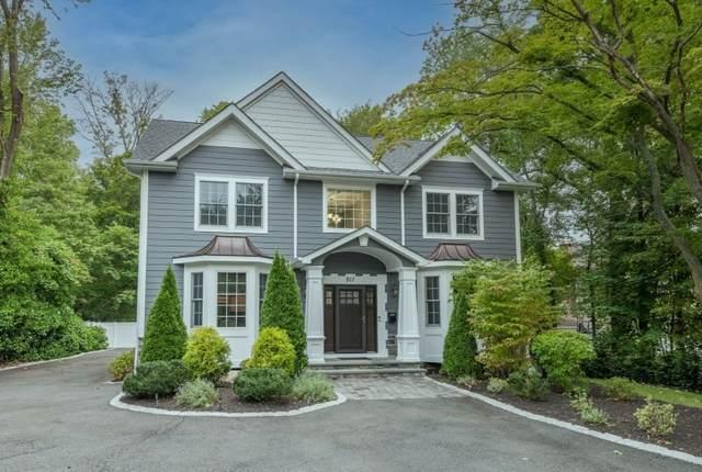 511 Franklin Ave, Wyckoff Twp., NJ 07481 (MLS #3743442) :: Zebaida Group at Keller Williams Realty