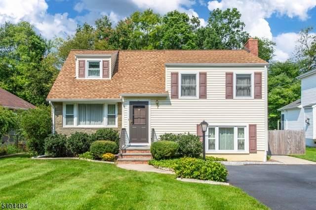 8 House Rd, Morris Twp., NJ 07960 (MLS #3743492) :: SR Real Estate Group