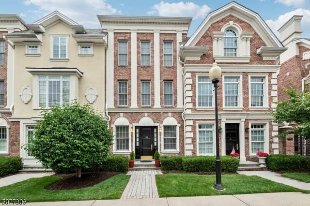 33 Community Pl, Morristown Town, NJ 07960 (MLS #3743599) :: SR Real Estate Group