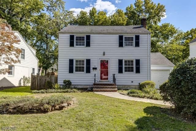 28 Laurel Pl, Fanwood Boro, NJ 07023 (MLS #3743601) :: The Dekanski Home Selling Team