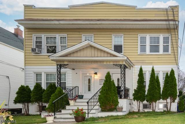 12 Race St, Nutley Twp., NJ 07110 (MLS #3743669) :: The Karen W. Peters Group at Coldwell Banker Realty