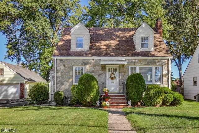 659 Grove Street, Rahway City, NJ 07065 (#3743672) :: NJJoe Group at Keller Williams Park Views Realty