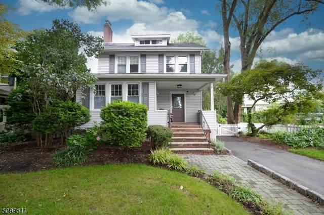 37 Jerome Ave, Glen Rock Boro, NJ 07452 (MLS #3743733) :: The Sikora Group