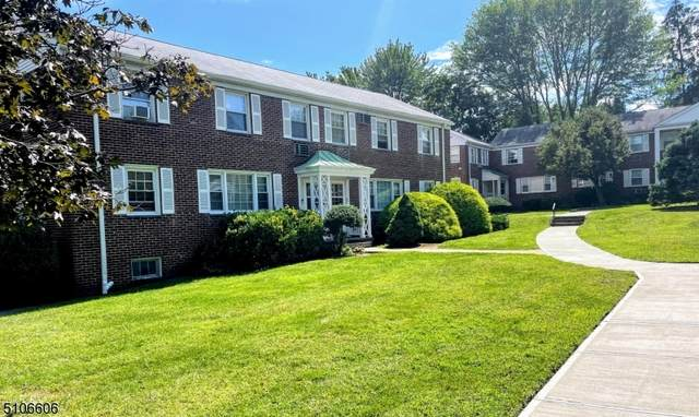 445 Morris Ave A12, Springfield Twp., NJ 07081 (MLS #3743783) :: The Karen W. Peters Group at Coldwell Banker Realty