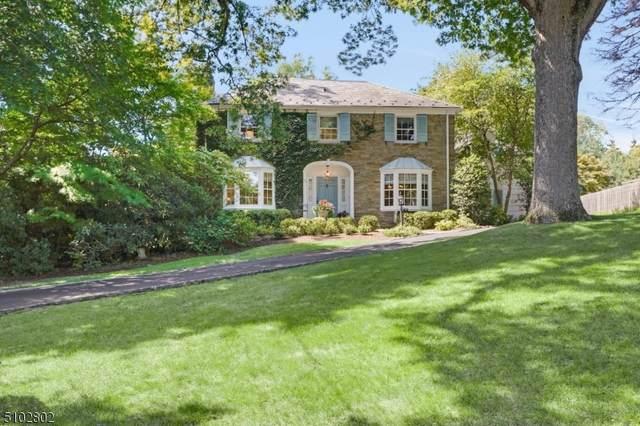 25 Knollwood Road, Millburn Twp., NJ 07078 (MLS #3743802) :: Coldwell Banker Residential Brokerage