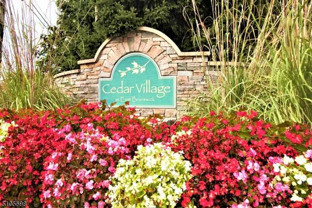 1102 Cedar Village Blvd, East Brunswick Twp., NJ 08816 (#3743803) :: NJJoe Group at Keller Williams Park Views Realty