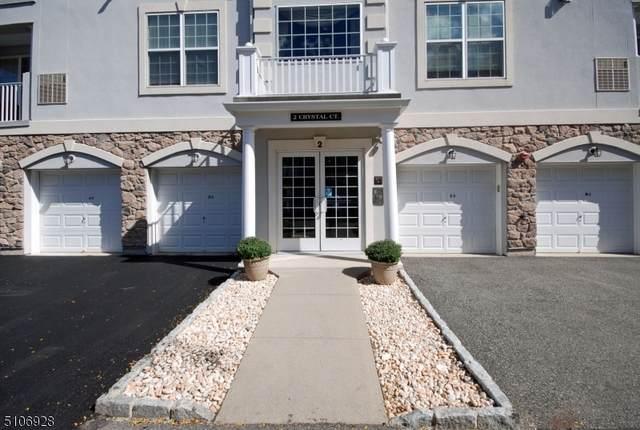 2 Crystal Ct  D3, Woodland Park, NJ 07424 (MLS #3743991) :: Coldwell Banker Residential Brokerage
