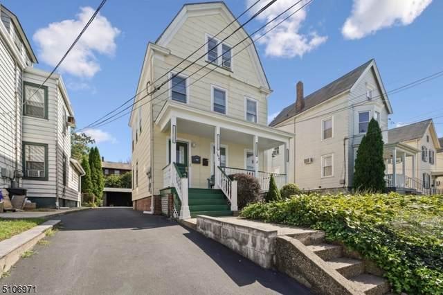 165 Walnut St, Bloomfield Twp., NJ 07003 (MLS #3744005) :: The Sikora Group