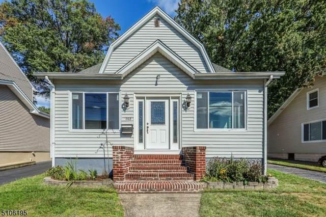 268 New Jersey Ave, Union Twp., NJ 07083 (MLS #3744070) :: Team Braconi | Christie's International Real Estate | Northern New Jersey