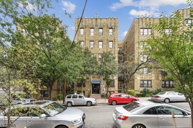 270 Harrison Ave #105, Jersey City, NJ 07304 (MLS #3744103) :: Gold Standard Realty