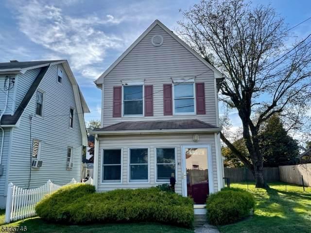41 N 7Th Ave, Manville Boro, NJ 08835 (MLS #3744192) :: Kiliszek Real Estate Experts