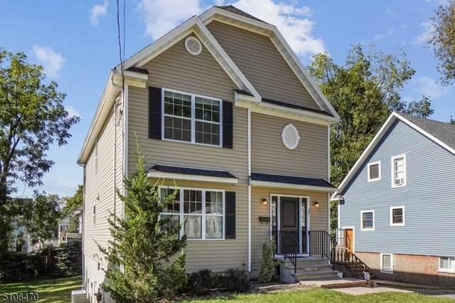 27 Garden St, Morristown Town, NJ 07960 (MLS #3744198) :: SR Real Estate Group