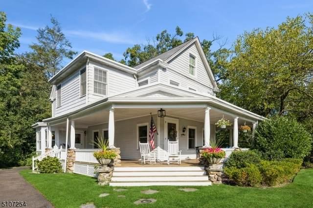 301 Mountain Ave, North Caldwell Boro, NJ 07006 (MLS #3744263) :: Zebaida Group at Keller Williams Realty