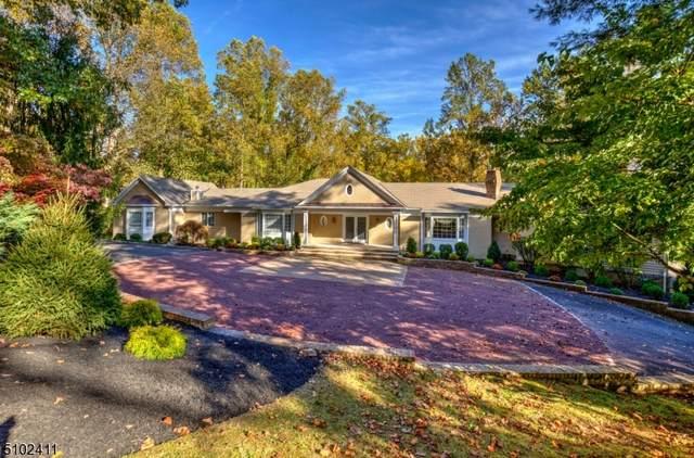 25 Jean Pl, Bernardsville Boro, NJ 07924 (#3744518) :: Rowack Real Estate Team