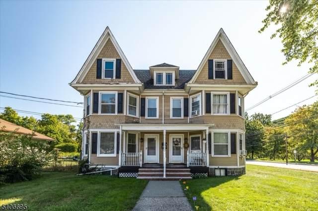 2 Baker Ave 2-4, Dover Town, NJ 07801 (MLS #3744665) :: Corcoran Baer & McIntosh