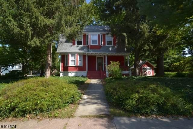 1 Arlington Rd, Cranford Twp., NJ 07016 (MLS #3744683) :: The Dekanski Home Selling Team