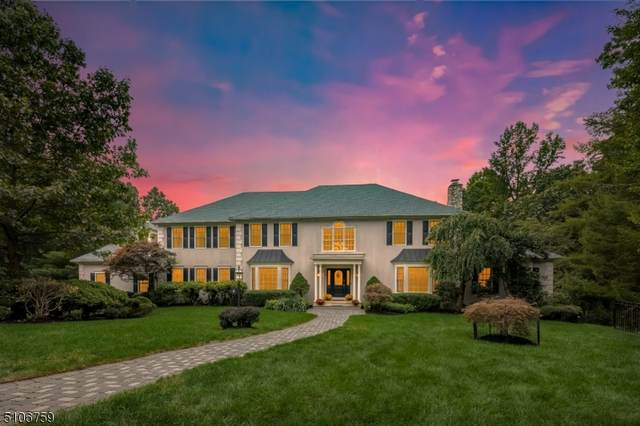 17 White Oak Ridge Ct, Mendham Twp., NJ 07945 (MLS #3744784) :: SR Real Estate Group