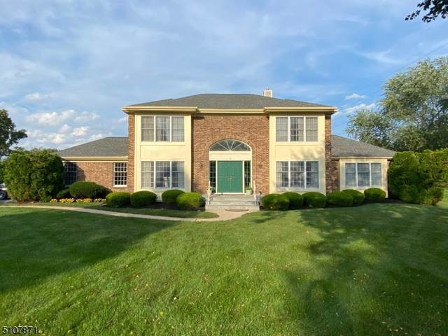 9 Hickory Ct, West Windsor Twp., NJ 08550 (MLS #3744824) :: The Karen W. Peters Group at Coldwell Banker Realty
