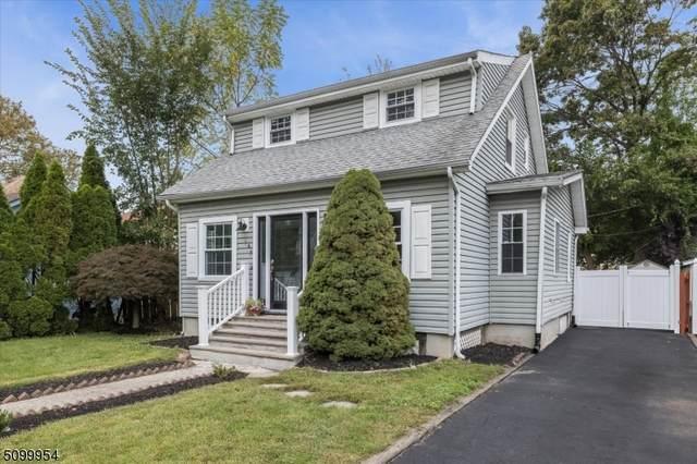 167 Seton Place, South Orange Village Twp., NJ 07079 (MLS #3745223) :: Coldwell Banker Residential Brokerage