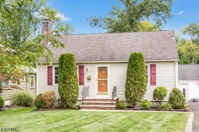 704 Gallows Hill Rd, Cranford Twp., NJ 07016 (#3745318) :: Daunno Realty Services, LLC