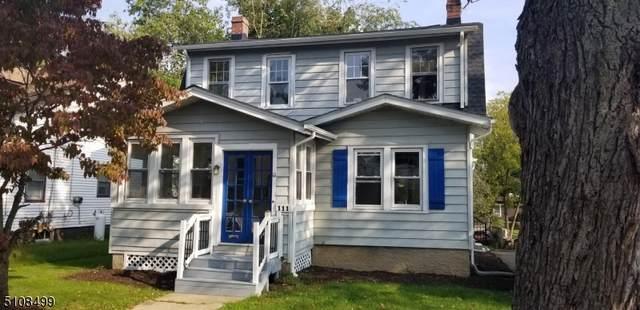 111 W Valley View Ave, Hackettstown Town, NJ 07840 (MLS #3745354) :: Zebaida Group at Keller Williams Realty