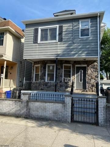 229 Burgess Pl, Passaic City, NJ 07055 (MLS #3745369) :: The Karen W. Peters Group at Coldwell Banker Realty