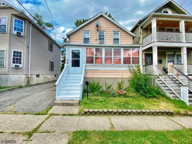 18 Talbot St, Montclair Twp., NJ 07042 (MLS #3745474) :: Coldwell Banker Residential Brokerage