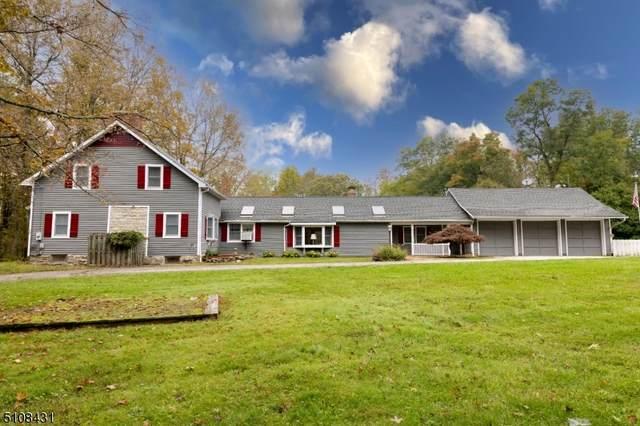 205 Willows Rd, Fredon Twp., NJ 07860 (MLS #3745548) :: Pina Nazario